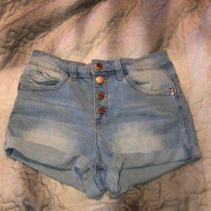 YMI Shorts - YMI Wanna betta butt? High Rise shorts